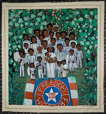 coming to jones road part ii: we here aunt emmy got us now by faith ringgold