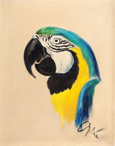 parrot by adrian