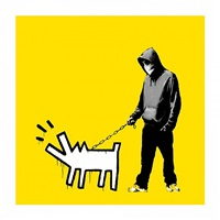 choose your weapon (lemon) by banksy