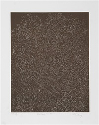 psaltery, 1st form by mark tobey