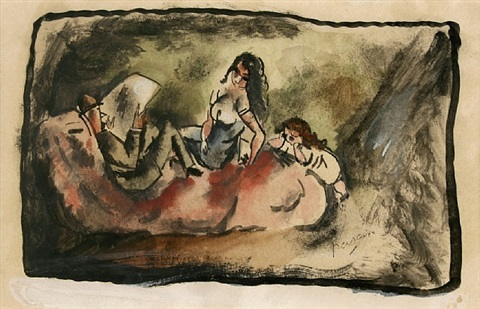 le journal by jules pascin