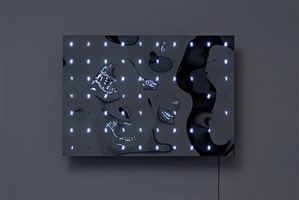 warp time with warp self no.4 by tatsuo miyajima