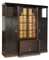vitrine cabinet by karoly kos