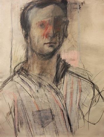 self portrait by larry rivers