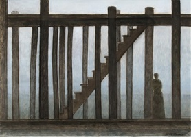grand pier by will barnet