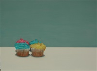 cup cakes by richard davidson