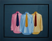 three shirts by richard davidson