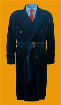 overcoat 1 by richard davidson