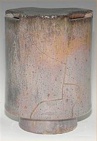 ikebana vase by otto natzler