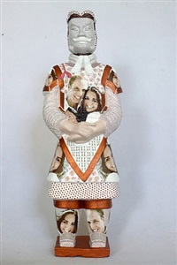 terracotta warrior - the royal wedding by liu fenghua & liu yong