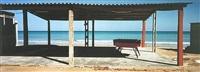 strand (kicker)<br>beach (kicker) by olaf metzel