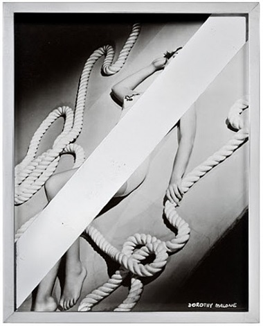 untitled (ropes) by elad lassry
