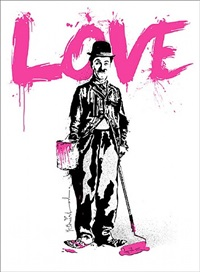 love by mr. brainwash