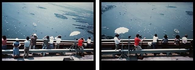 july 4, 1976 by eve sonneman