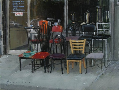 chairs for sale by vincent giarrano