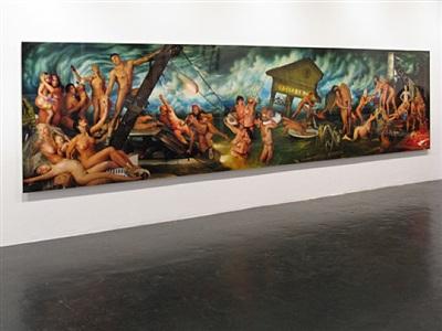 deluge by david lachapelle