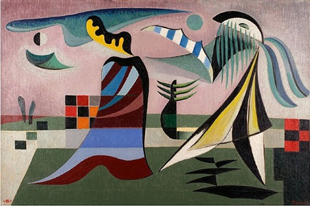 pioneers of american abstraction the 1930s-1940s by werner drewes