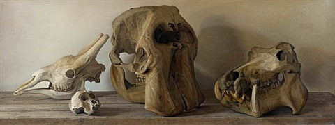 vanitas by claudio bravo