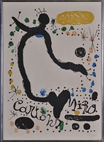 cartons by joan miró
