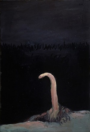 p.d. stalk by georg baselitz