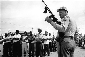 untitled (louisiana state police) by charles brittin