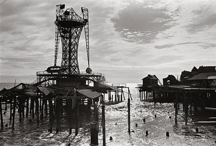 untitled (ocean park pier) by charles brittin