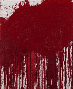 hermann nitsch in münchen by hermann nitsch