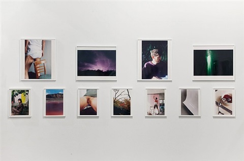exhibition view by wolfgang tillmans