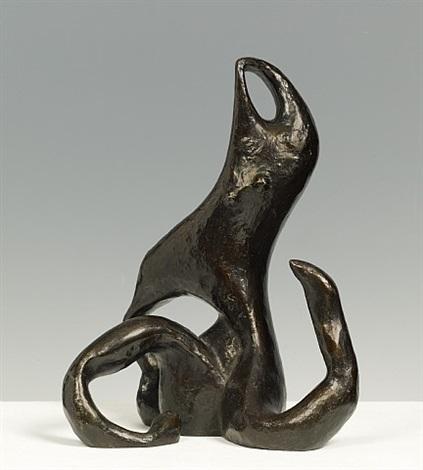 le ruban by henri laurens