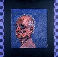 head (black border) by peter heinemann