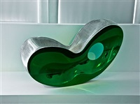 'blo void' green sides by ron arad