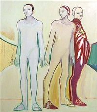 three women by selina trieff