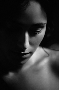 contemplation by donata wenders