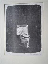 coca-cola toilet by robert arneson