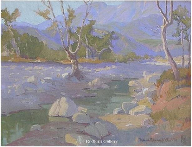 arroyo stream by marion kavanaugh wachtel