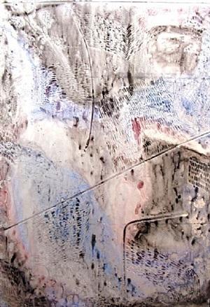 sky impression 8 by johannes vanderbeek