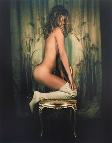 kate moss by mary mccartney