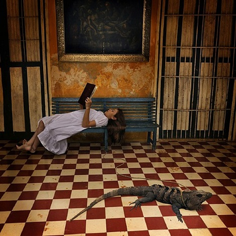 afternoon with octavio /una tarde con octavio by tom chambers