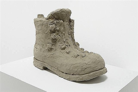 shoe by peter fischli and david weiss