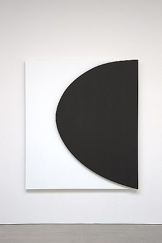 black curve relief by ellsworth kelly