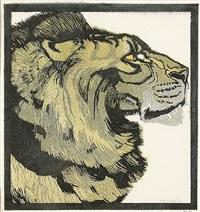 löwenkopf, aus der serie