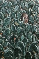de la serie bosque de cactus by josé garcía cordero