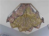 chandelier by sharmila samant