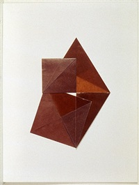 copal #15 by dorothea rockburne