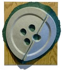 broken button by claes oldenburg
