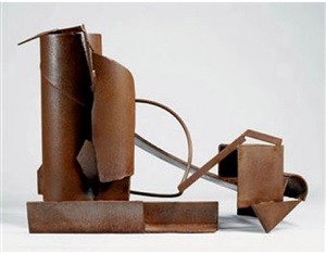 table piece 2-90 (ebb) by sir anthony caro