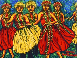 birth of hula by ana tzarev