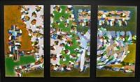 triptych by stefan knapp
