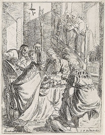the circumcision by rembrandt van rijn