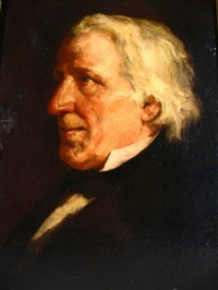 portrait of john kirkman by orrin w. simons